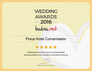 premio Wedding Awards 2016